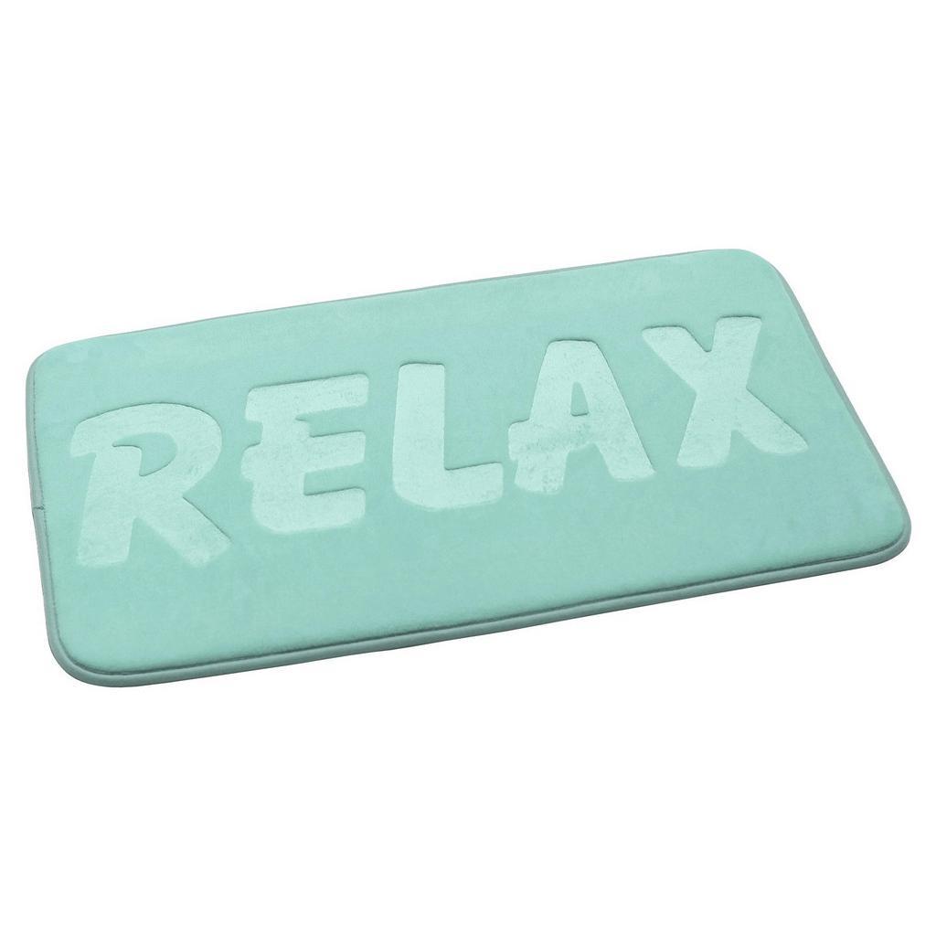 Badematte Relax Mintgrün 50x80cm