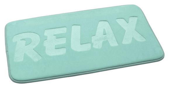 Badematte Relax Mintgrün 50x80cm - Mintgrün, MODERN, Textil (50/80cm) - Mömax modern living