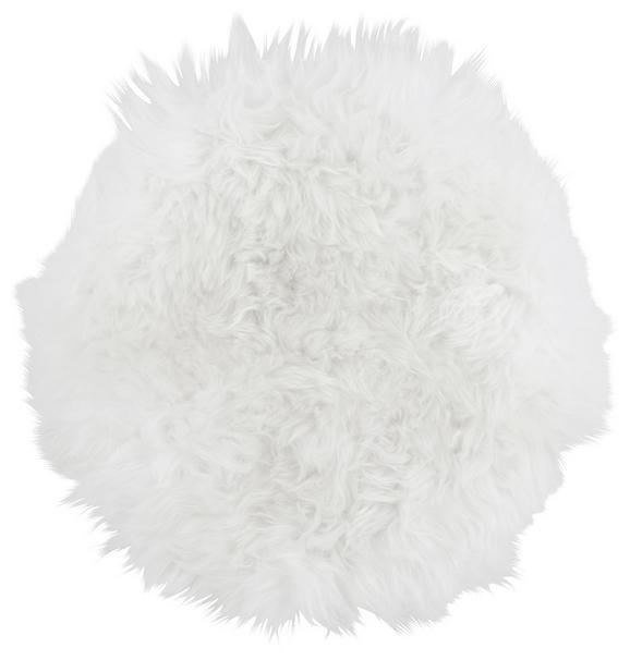 Sedežna Blazina Sheep -ext- - bela, Moderno, tekstil (37cm) - Premium Living