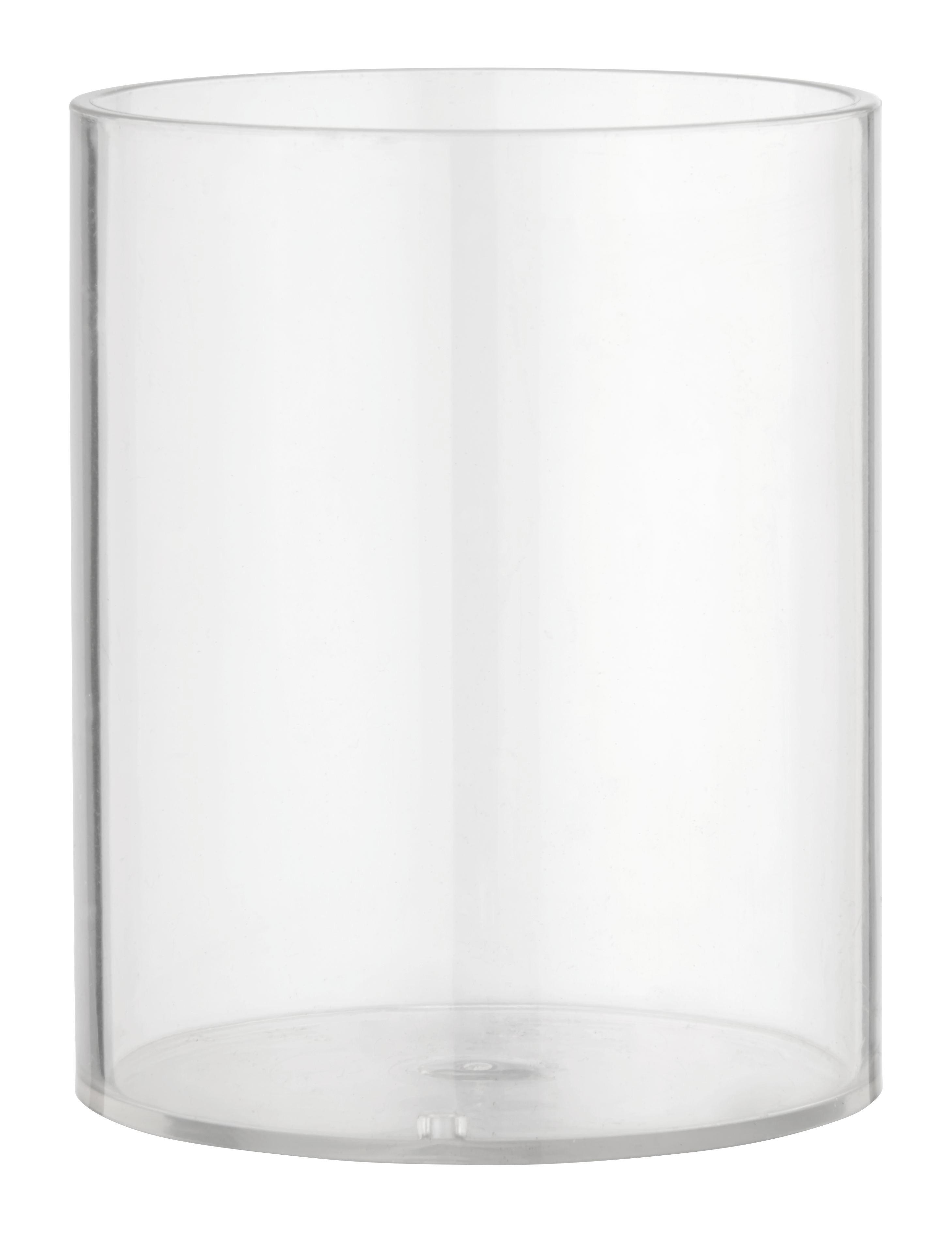Ceruzatartó Denise - tiszta, konvencionális, műanyag (7.5/9.2/7.5cm) - MÖMAX modern living
