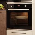 Eckküche Tavola/Lux - Eichefarben/Weiß, MODERN, Holzwerkstoff (276,5/246,5cm) - Nolte Küchen