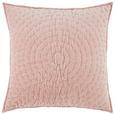 Zierkissen Sandra in Rosa ca. 45x45cm - Rosa, Textil (45/45cm) - Mömax modern living