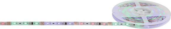 LED-Dekoleuchte Gustav, max. 0,16 Watt - Multicolor, Kunststoff (500/1/0,3cm) - Mömax modern living