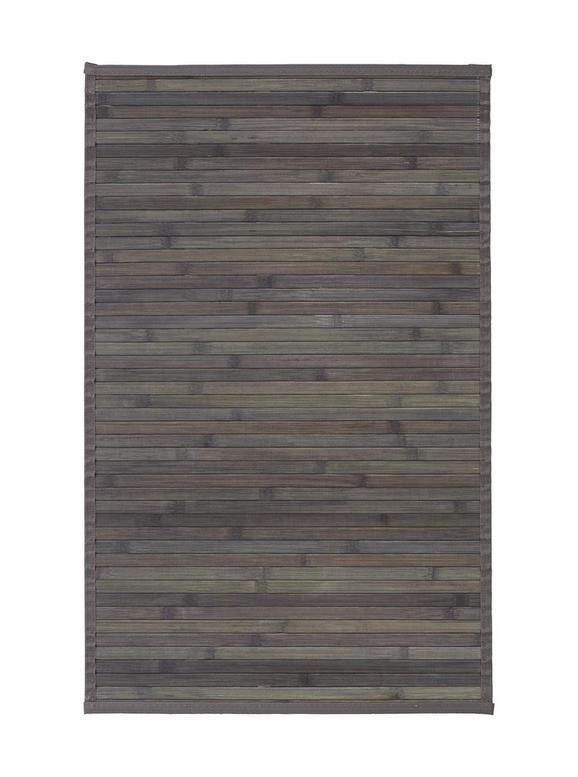 Ravno Tkana Preproga Paris 1 - temno siva, tekstil (50/80cm) - Mömax modern living