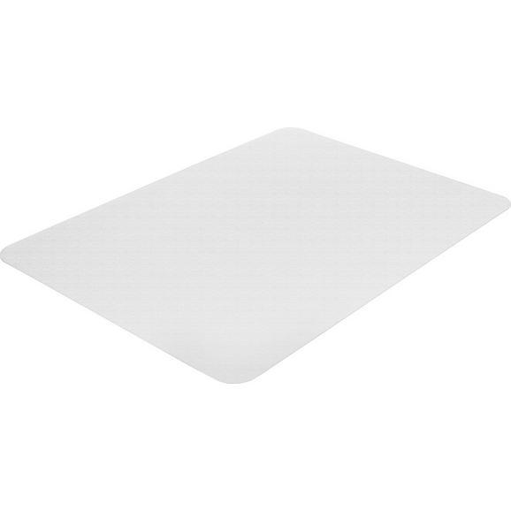 Bodenschutzmatte Erich ca. 90x120cm - Transparent, Basics, Kunststoff (90/120cm) - Modern Living