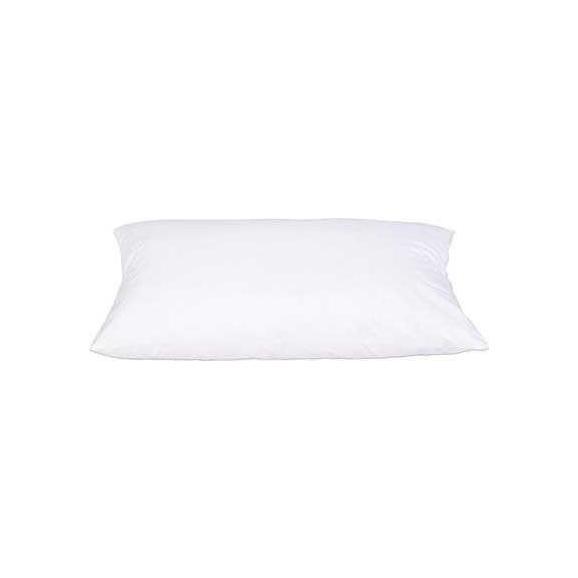 Kopfkissen Federn Weiß, ca. 40x60cm - Weiß, Textil (40/60cm) - Mömax modern living