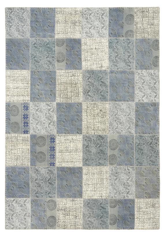 Teppich Leila ca.160x230cm - Multicolor/Grau, Textil (160/230cm) - Premium Living