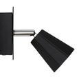 Strahler Ingo mit LED - Schwarz, MODERN, Metall (10/10/12cm) - Bessagi Home