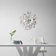 Hängeleuchte Sila, max. 4x25 Watt - MODERN, Kunststoff/Metall (50/120cm) - Premium Living