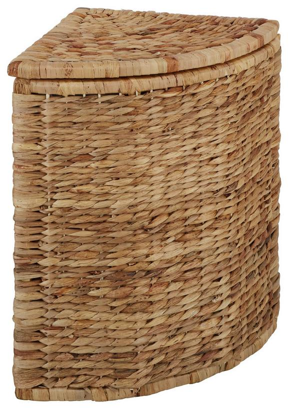 Koš Za Perilo Toni - naravna, Romantika, ostali naravni materiali/tekstil (30/47/30cm) - Mömax modern living