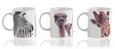 Kávésbögre Zoe - multicolor/fehér, Lifestyle, kerámia (0,36l) - MÖMAX modern living