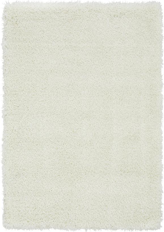 Hochflorteppich Lambada 120x170cm - Weiß (120/170cm) - Mömax modern living