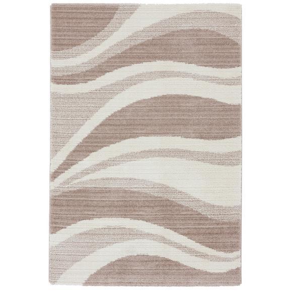 Covor Bergamo 3 - bej, textil (160/230cm) - Modern Living