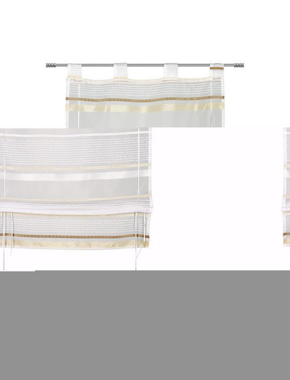 Szövetroló Adele - Barna, konvencionális, Textil (100/140cm) - Mömax modern living