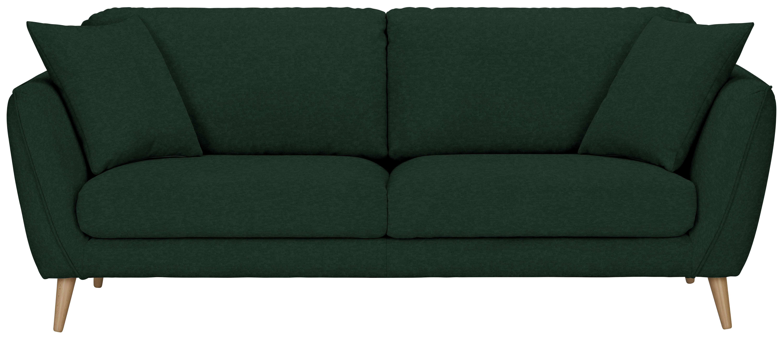 Image of Dreisitzer-Sofa in Grün