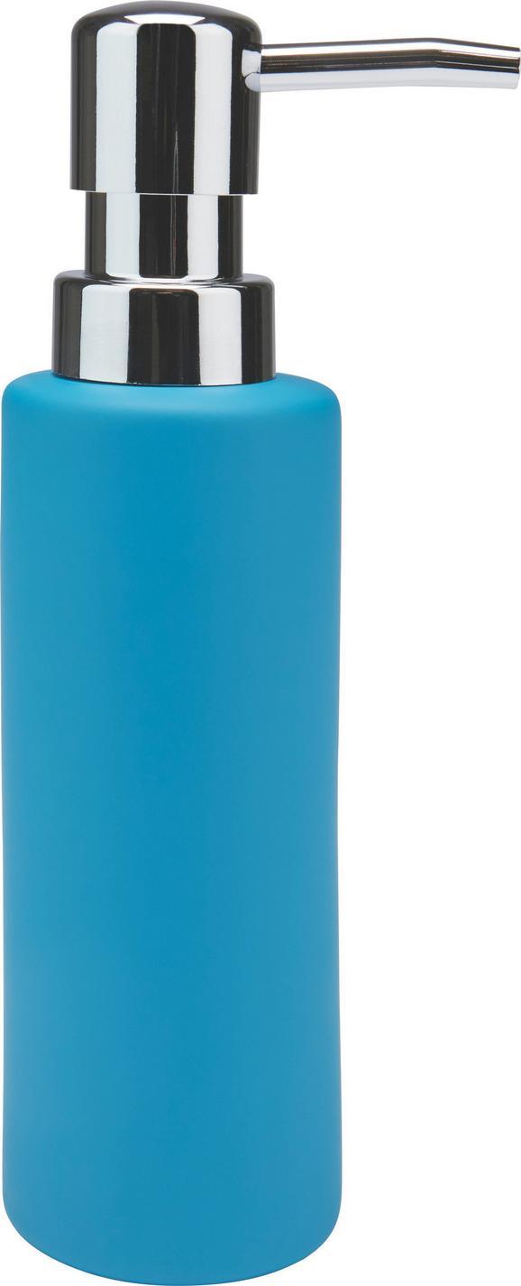Folyékony Szappanadagoló Melanie - petrol, konvencionális, kerámia (5/18cm) - MÖMAX modern living