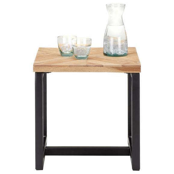 beistelltisch holz online kaufen m max. Black Bedroom Furniture Sets. Home Design Ideas