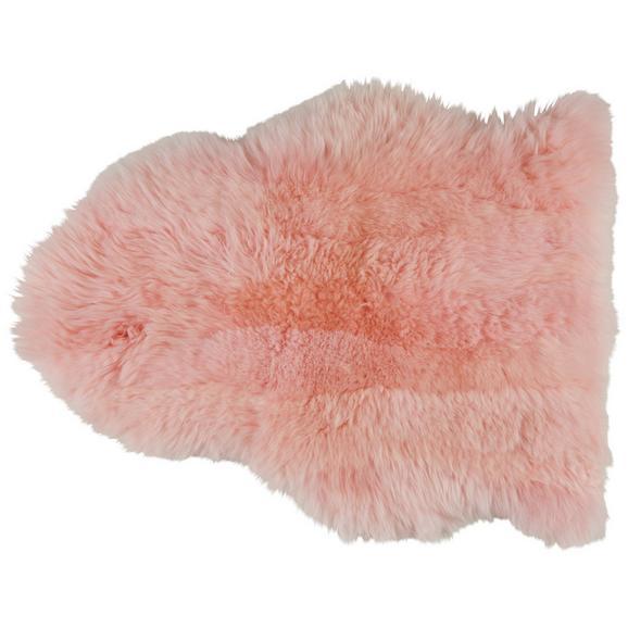 Birkabőr Emma - Rózsaszín, Textil (60/45cm) - Mömax modern living