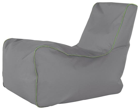 Vreča Za Sedenje Gamer - modra/siva, Moderno, tekstil (82/70/70cm) - Mömax modern living