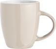 Kaffeebecher Senseo aus Keramik ca. 325ml - Türkis/Grau, ROMANTIK / LANDHAUS, Keramik (7,2/8cm) - Mömax modern living