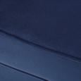 Sessel Matteo inkl. Rückenkissen - Blau, MODERN, Holz/Textil (86/86/90cm) - Mömax modern living