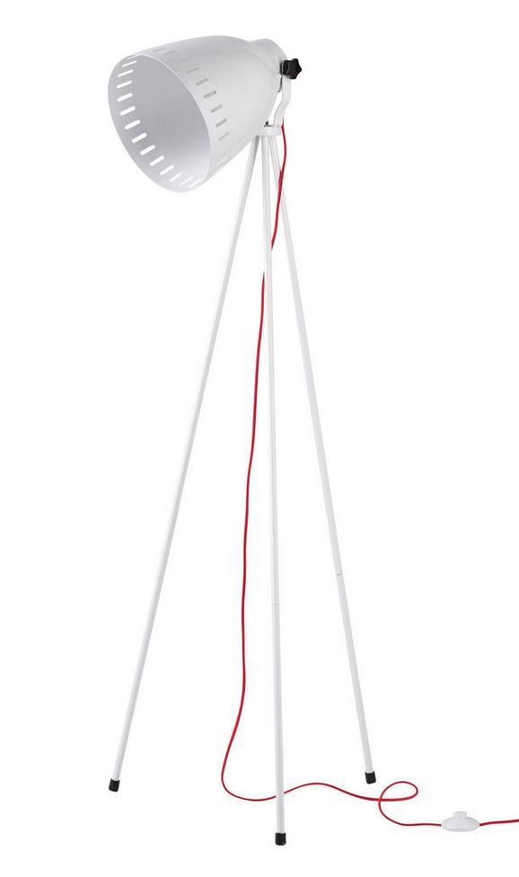 Stehleuchte Sven - Weiß, MODERN, Metall (60/60/150cm) - Mömax modern living