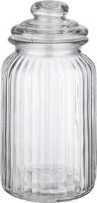 Vorratsdose Jochen - Klar, LIFESTYLE, Glas (11/22,5cm) - Mömax modern living