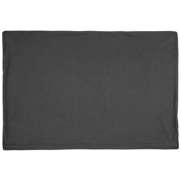 Kissenhülle Basic Grau 40x60cm - Grau, Textil (40/60cm) - Mömax modern living