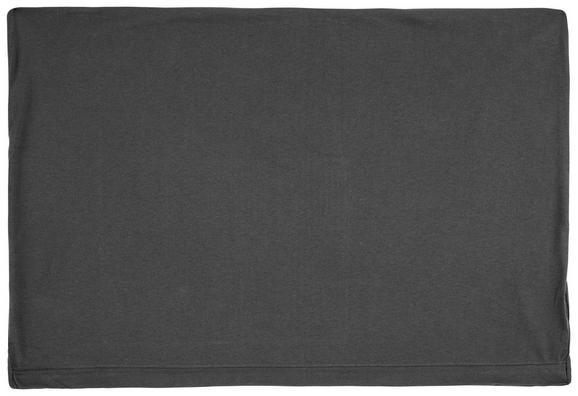 Párnahuzat Basic - Szürke, Textil (40/60cm) - Mömax modern living