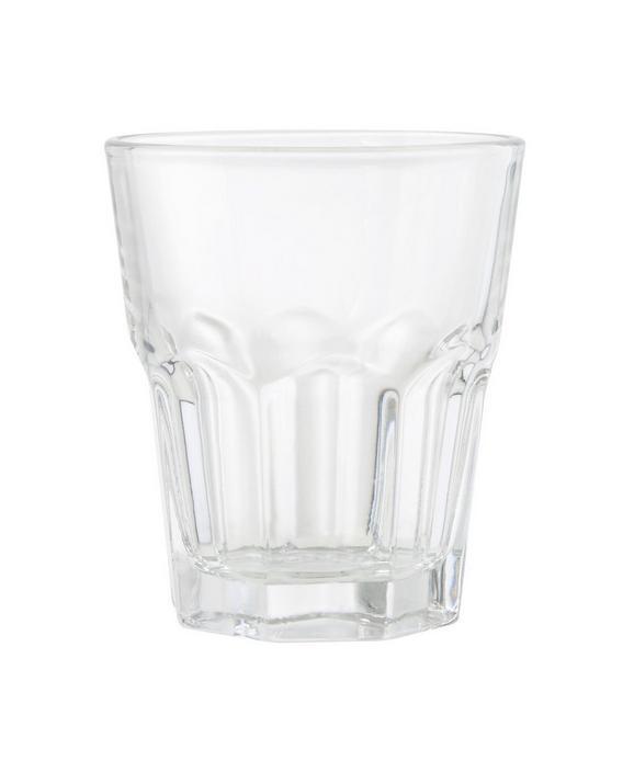 Schnapsglas Hannes ca.28ml, 6er Pack - Klar, ROMANTIK / LANDHAUS, Glas (4,8/5,6cm) - Mömax modern living