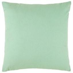 Zierkissen Zippmex in Mintgrün ca.50x50cm - Mintgrün, Textil (50/50cm) - Based