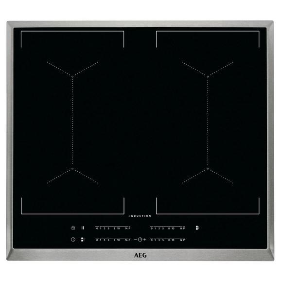 Induktionskochfeld IKE64450XB - Schwarz, Metall (57,6/4,6/51,6cm) - AEG