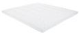 Topper 180x200cm - Weiß, KONVENTIONELL, Textil (180/200cm) - Premium Living
