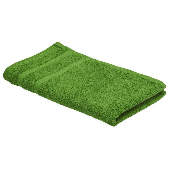 Brisača Melanie - zelena, tekstil (30/50cm) - Mömax modern living
