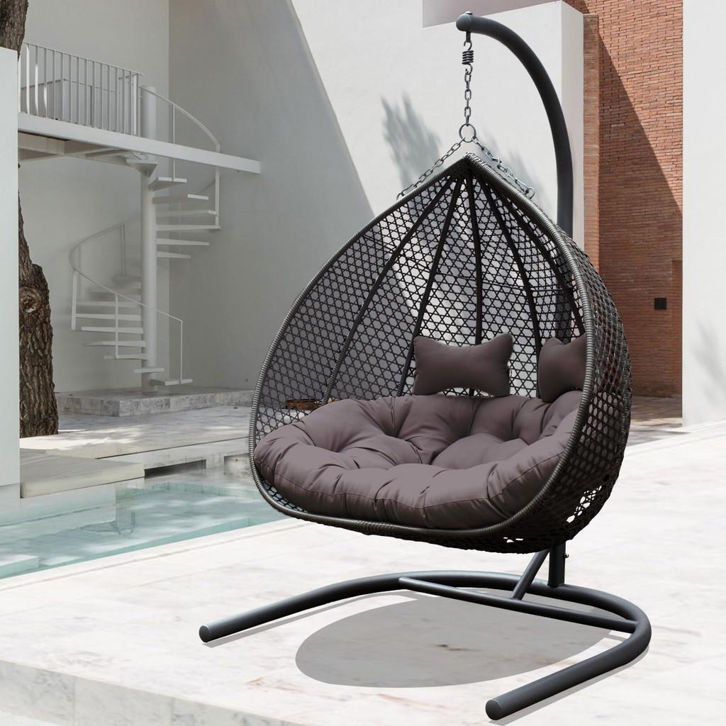 h ngesessel bari inkl auflage kissen dr werhahn. Black Bedroom Furniture Sets. Home Design Ideas