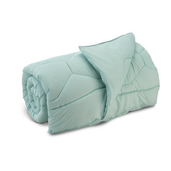 Paplan Dormeo Sleep Inspiration - Fehér/Kék, Textil (60/35,5/20cm)