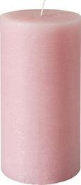 Stumpenkerze Ruth verschiedene Farben - Champagner/Altrosa, MODERN (10/20cm) - Mömax modern living