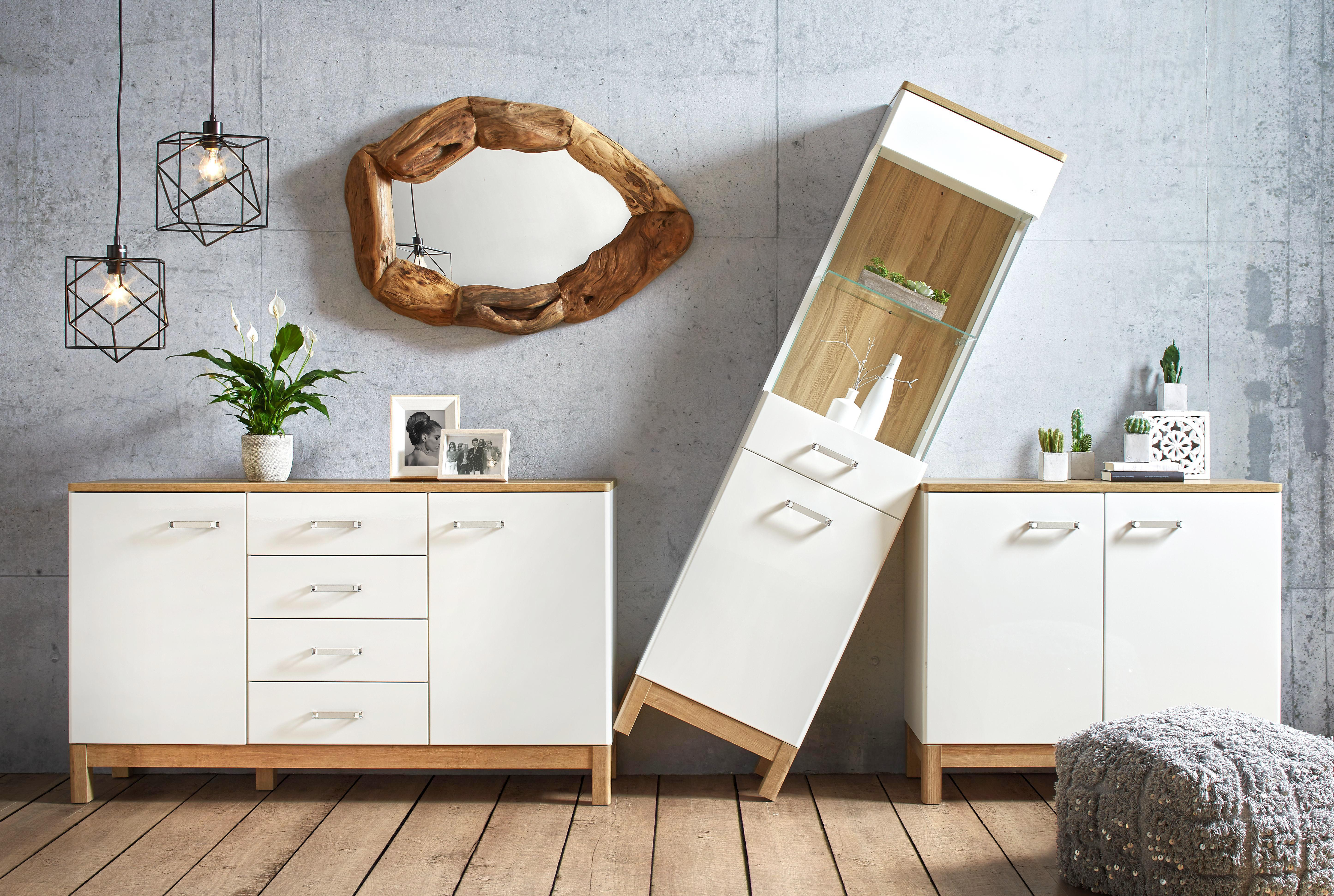 Kunstpflanze Staisy in Grün - Grün, Kunststoff (13/22cm) - MÖMAX modern living