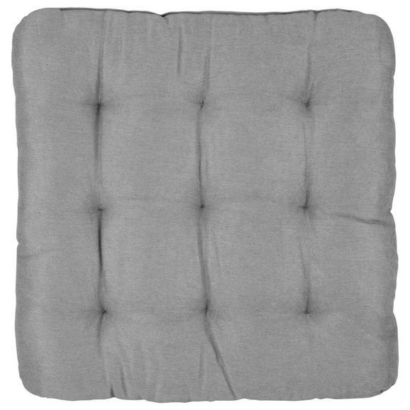 Sedežna Blazina Pepsi - siva, tekstil (40/40cm) - Mömax modern living