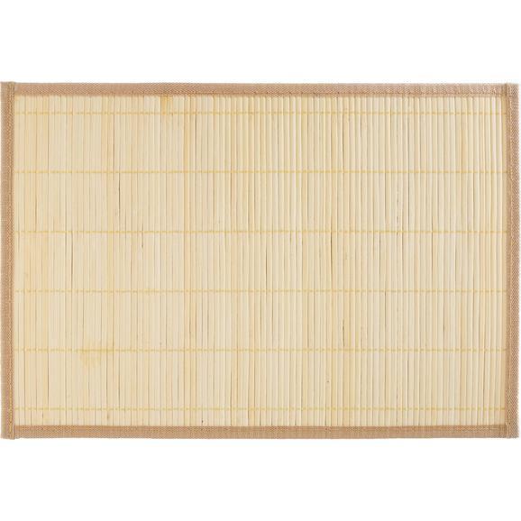 Asztali Szett Asia - Natúr, Fa (30/45cm) - Mömax modern living