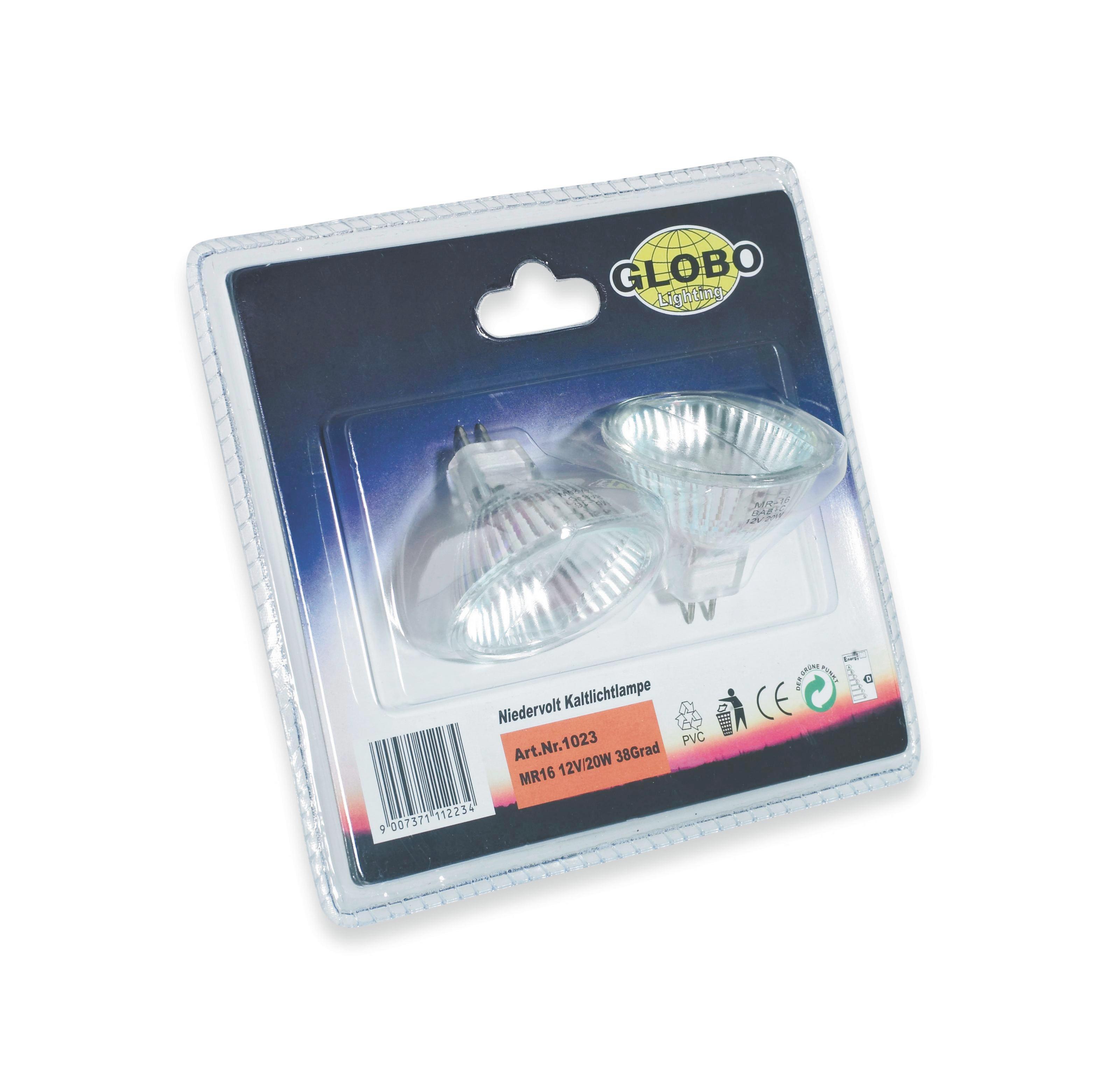 Hidegfényű Izzó 2db/csomag - tiszta (5,1/4,5cm)
