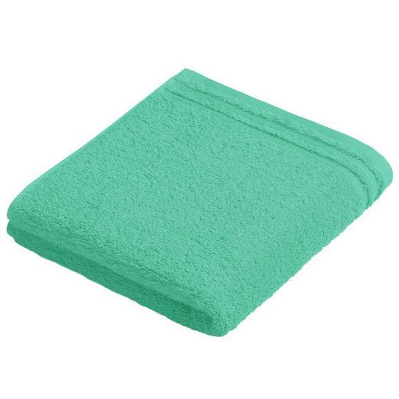 Fürdőlepedő Vossen Calypso Feeling - Világoszöld, Textil (100/150cm)