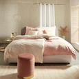 Posteljina Laine Oro - svijetlo ružičasta/boje zlata, MODERN, tekstil (140/200cm) - Mömax modern living