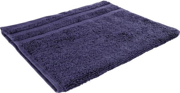 Gästetuch Melanie in Blau - Blau, Textil (30/50cm)