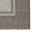 Flachwebeteppich Naomi Grau/beige 100x150cm - Beige/Grau, KONVENTIONELL, Textil (100/150cm) - Based