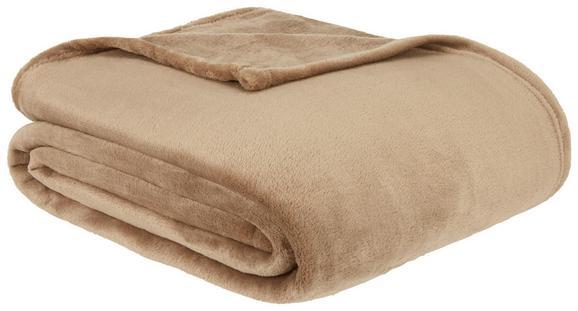 Kuscheldecke Julian Grau 140x200cm - Grau, Textil (140/200cm) - Mömax modern living
