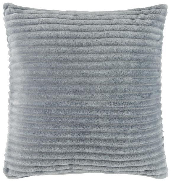 Zierkissen Cord, ca. 45x45cm - Beige/Schwarz, Textil (45 45 cm) - Mömax modern living