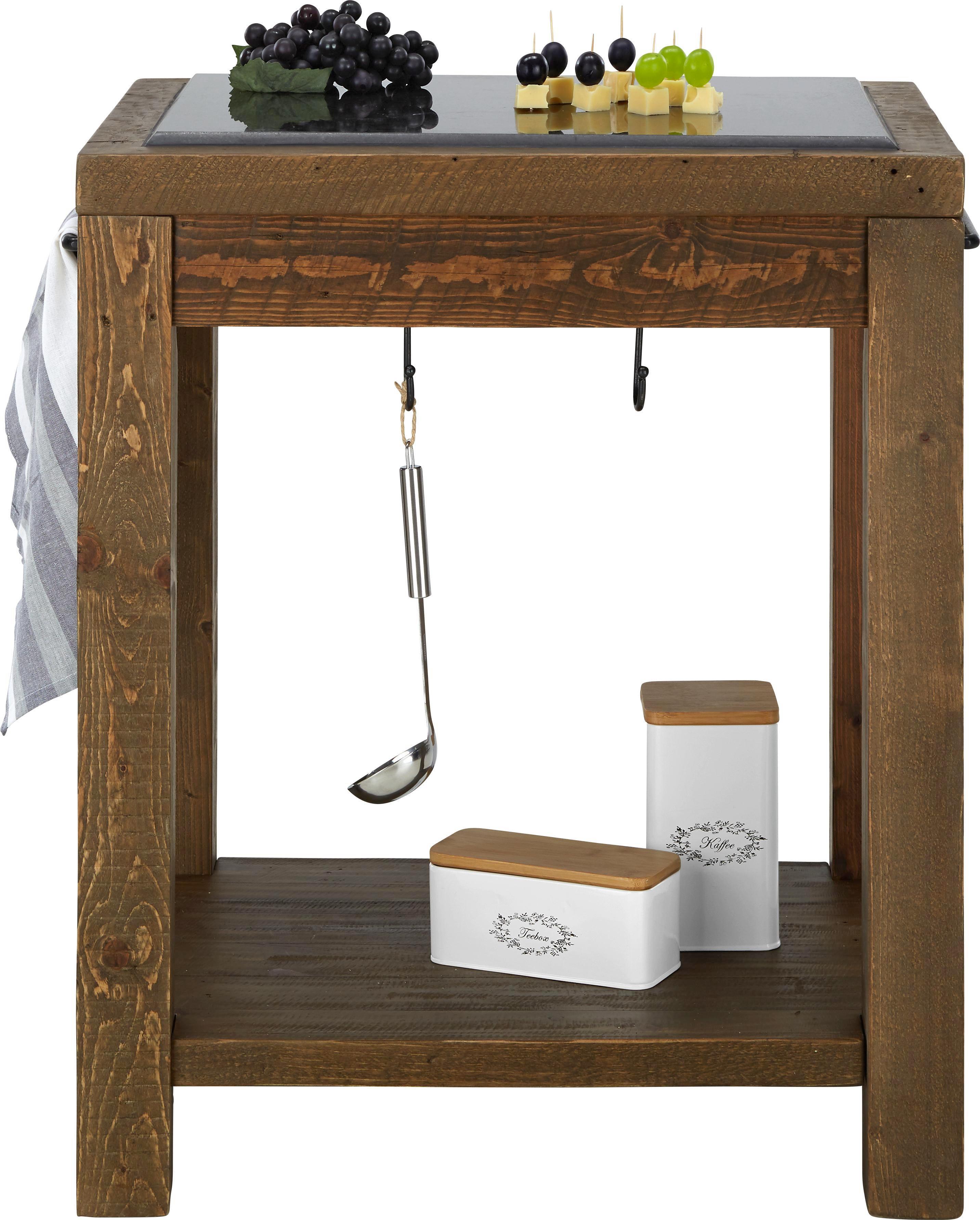 Küchenarbeitstisch aus Echtholz online kaufen ➤ mömax