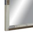 Wandspiegel ca. 50x160x3,5cm - Blau/Weiß, MODERN, Glas/Holzwerkstoff (50/160/3,5cm) - Modern Living