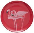 Dessertteller Flamingo Couple in Pink - Pink, Trend, Kunststoff (20cm) - Mömax modern living
